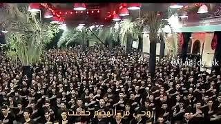سماحة العشق حجي باسم ... روحي من الهضم خلصت .. يا زهراء