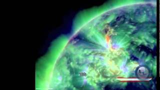 M2.6-class Coronal Mass Ejection [HD]