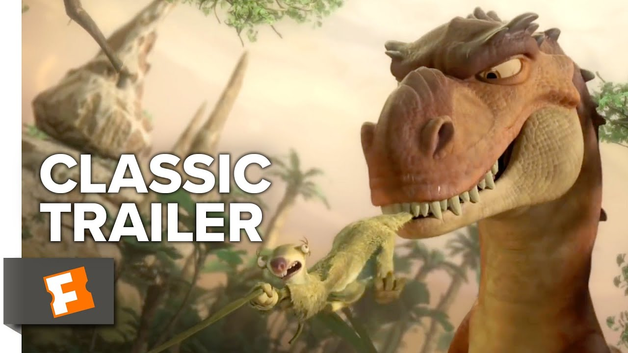 Ice Age- Dawn of the Dinosaurs