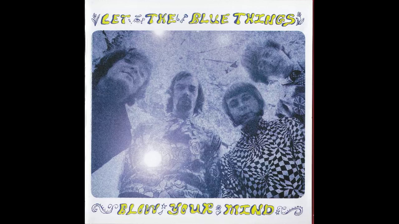 Download The Blue Things - So You Say