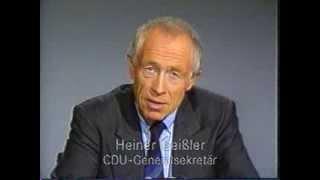 ZDF Spezial Januar 1989
