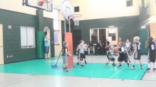 team ninja turtles vs team bobcats i9 sports basketball freshman division 4 5 yr championship g