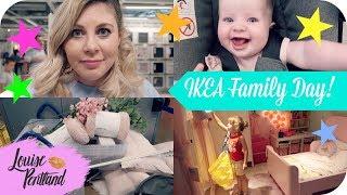 Family Day at IKEA! | MOTHERHOOD