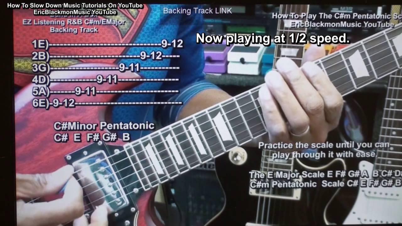 America You Can Do Magic Guitar Lesson Tutorial Ericblackmonguitar Youtube