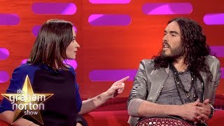 No One Believes Emily Blunt Swam With Sharks | The Graham Norton Show