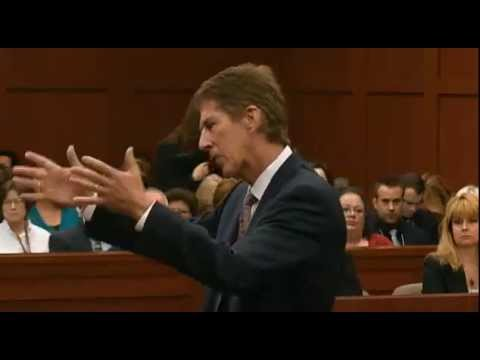 George Zimmerman Trial - Defense Closing Arguments - Part 1 - July 12, 2013
