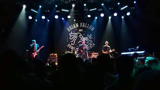 Brian Fallon & The Howling Weather  - Red Lights (Live in New York 2018)