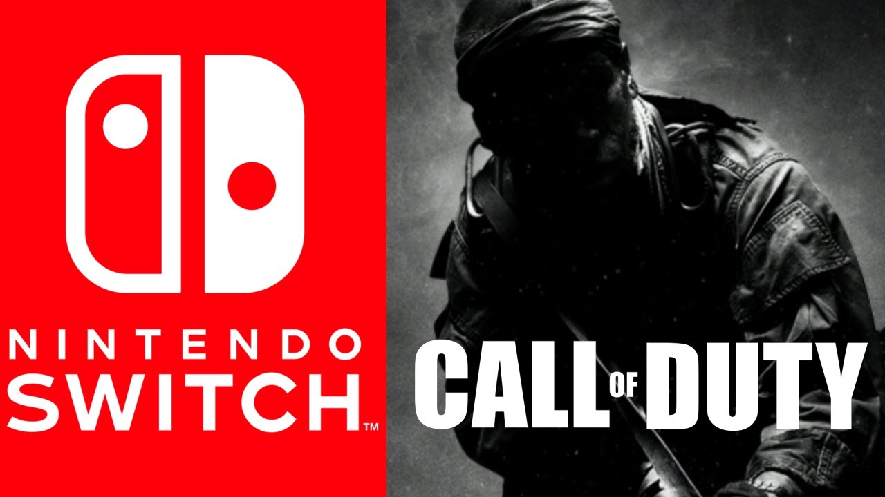 Call Of Duty Nintendo Switch Exclusive Game Cancelled Youtube