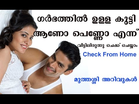 pregnant baby boy or girl home checking youtube rh youtube com pregnancy food guide in malayalam pdf pregnancy food guide in malayalam pdf