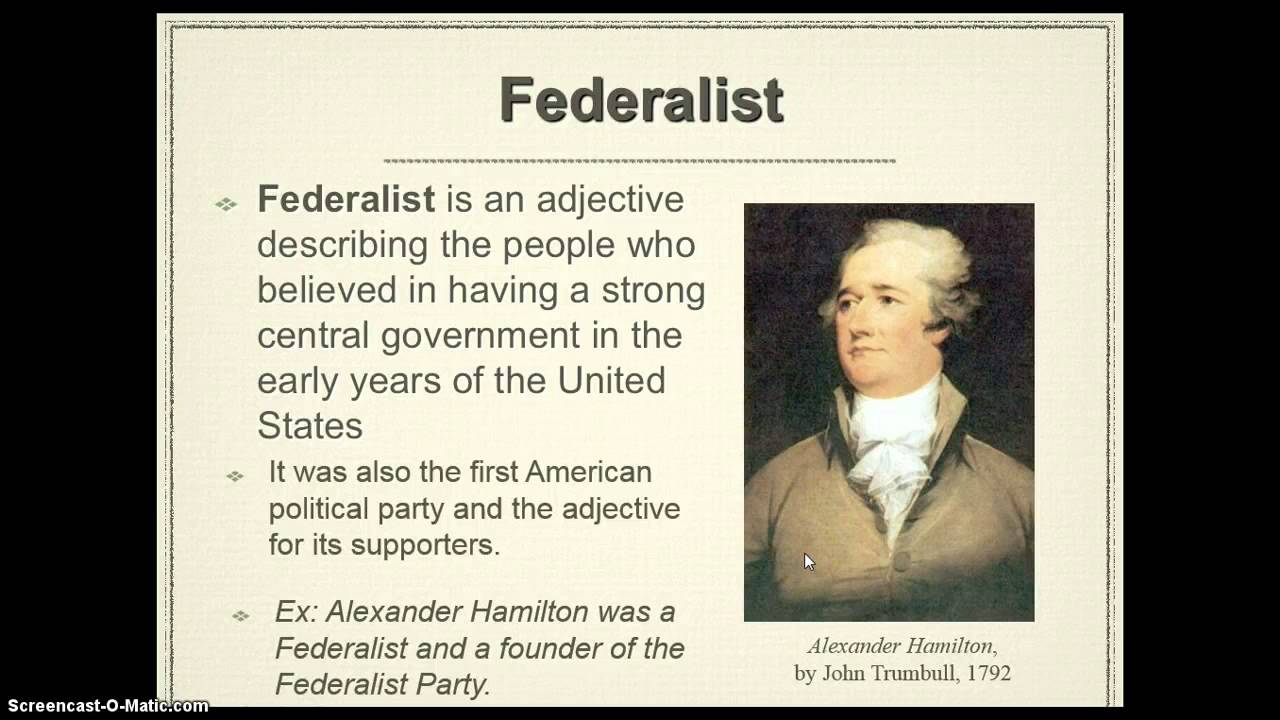 why the antifederalists were opposed to There were two sides to the great debate:  one faction opposed the constitution because they thought stronger government threatened the sovereignty of the states.