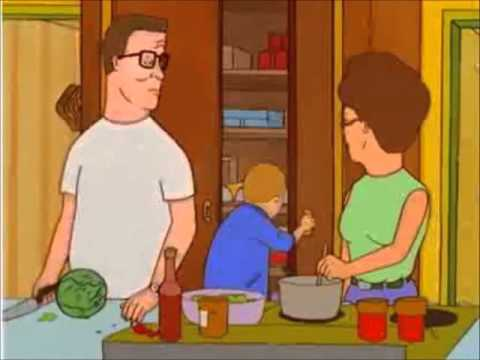 You King Of The Hill Bobby Wants To Marry Luanne
