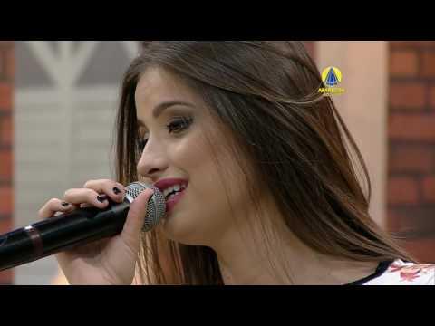 Júlia e Rafaela - Terra da Padroeira  Cantinho do Cata Vento 020417