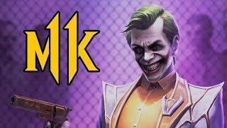 MORTAL KOMBAT 11 Joker ENDING (MK11 Joker)