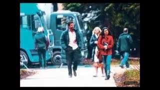 SERENA Movie - Jennifer Lawrence & Bradley Cooper on the set