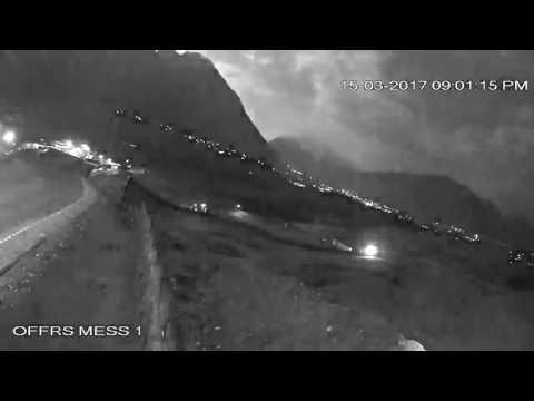 Meteor Seen in city of Gilgit Baltistan Northern Pakistan