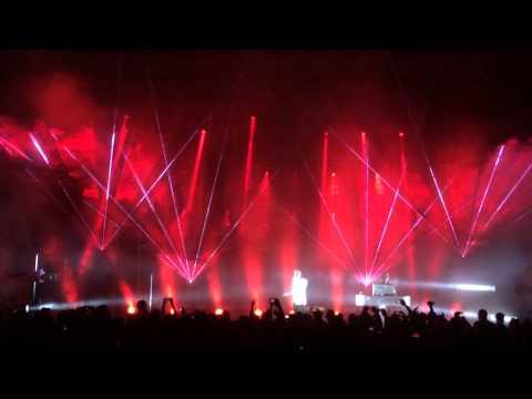 PET SHOP BOYS live Phoenix 2014 Five song mini-concert