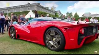На100ящий тюнинг суперкаров Астон Мартин Aston Martin Vantage