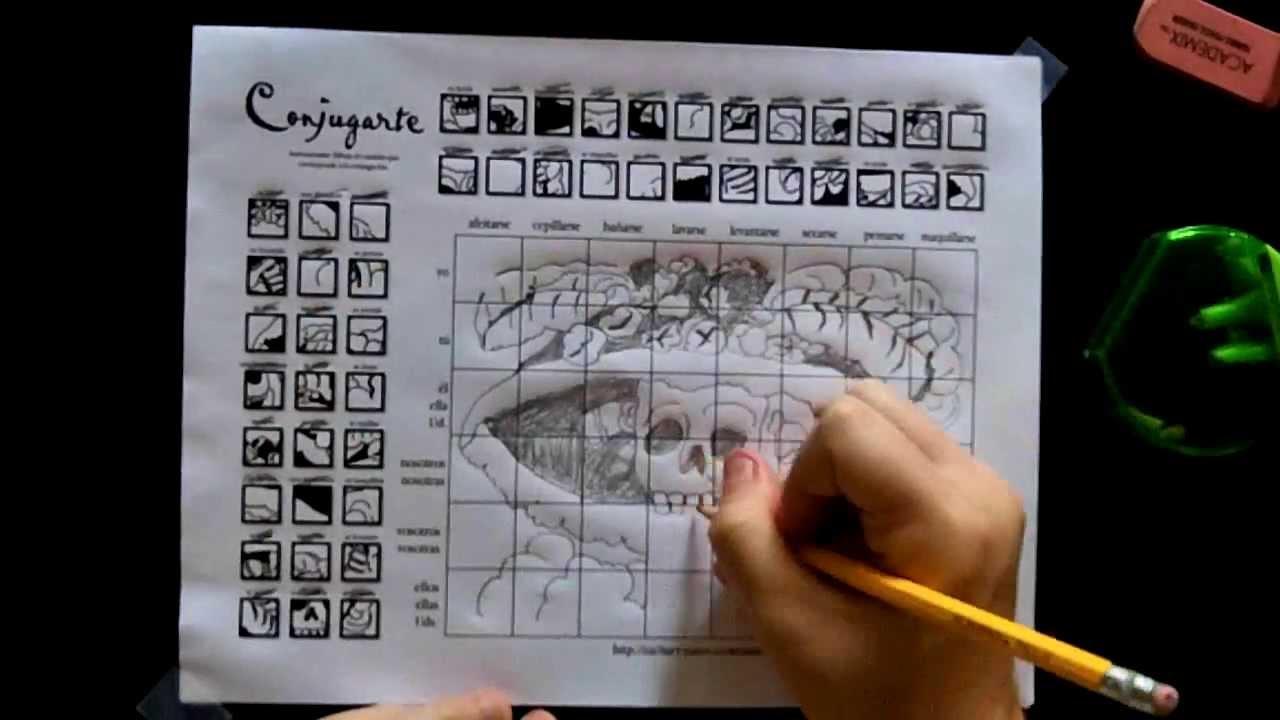 Conjugarte: Practice Spanish Verb Conjugation + Art - YouTube