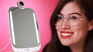 We Got Our Skin Analyzed By A Smart Mirror