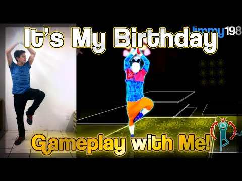 it's-my-birthday-(bollywood-dance)-|-just-dance-2015-|-gameplay-with-me!