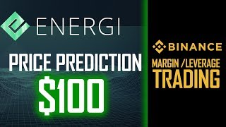 #NRG ENERGY CRYPTO PRICE PREDICTION - BINANCE MARGIN / LEVERAGE TRADING