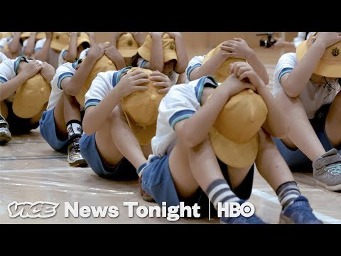 How Japan Is Preparing For North Korean Threats (HBO)