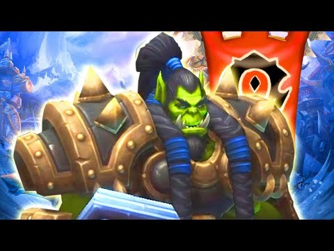 FOR THE HORDE! Quest   MFPallytime & Kiyeberries   Echoes of Alterac   Heroes of the Storm