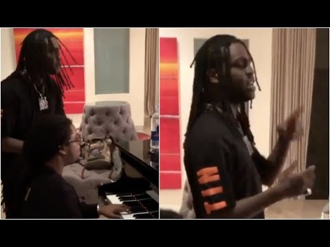 Chief Keef Is Legendary For Freestyling Over A Piano
