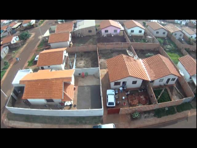 Dji Phantom Dourados Pq do Lago Travel Video