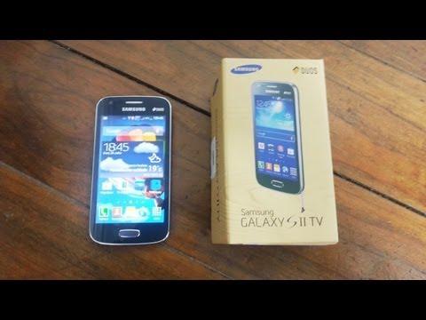 Samsung Galaxy SII TV (Galaxy Ace 3) - Análise e Testes