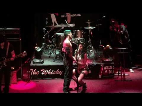 Neon Hitch ft. Calix - Let Dem Go (Live at Whiskey A-Go-Go)