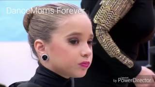 Dance Moms   Abby gives out to Mackenzie season 4 episode 09
