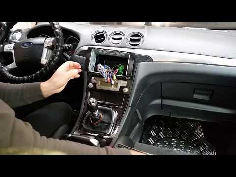 Download Xtrons Te103ap Installed In 2012 Ford S Max MP3, MKV, MP4