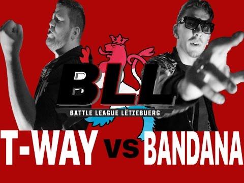 BLL XMAS - T-WAY Vs BANDANA - Titelmatch
