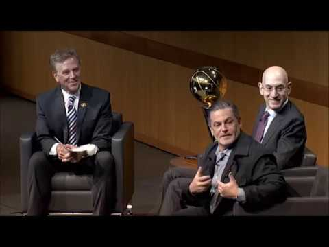 Special Cleveland Clinic Event – An Interview with Dan Gilbert and Adam Silver
