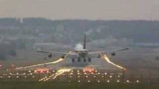 Crasy Airplane Landings