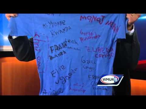 School visit: Rundlett Middle School in Concord