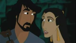 Библия в анимации (6 серия) - Давид и Саул.