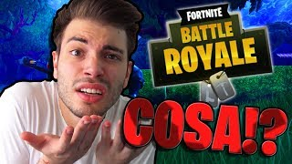 WHAT IS SUCCESSO?! NEW BUG?! Fortnite ITA Only