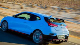 WATCH NOW! Hyundai Veloster 2019 Ride And Handling