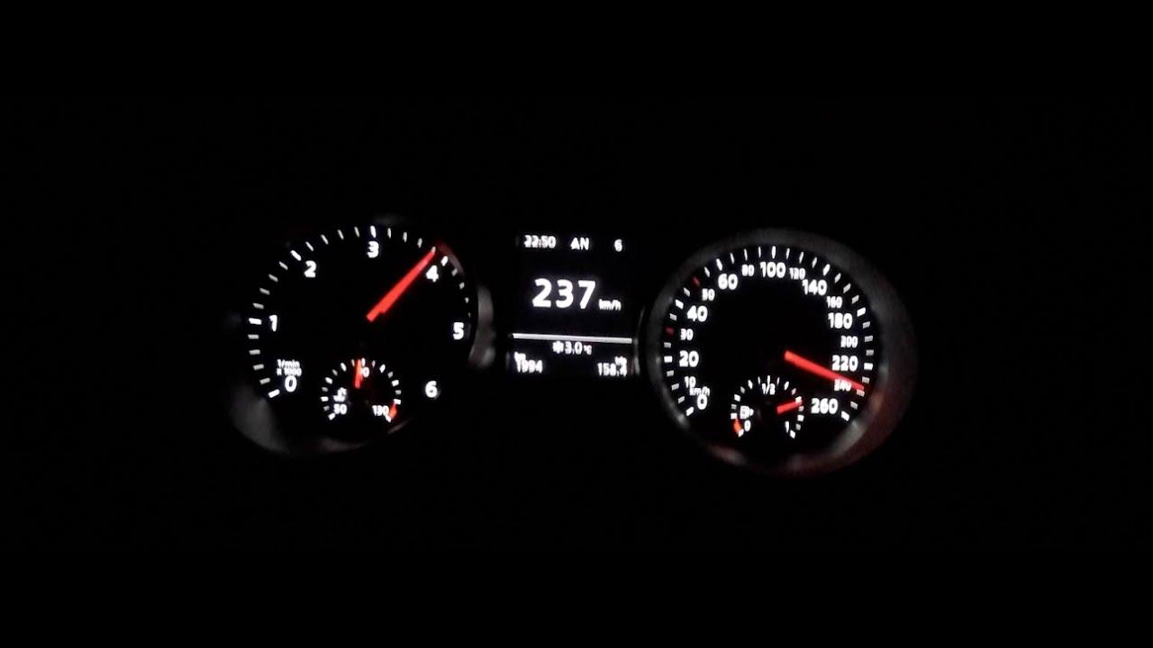 VW Passat B8 Variant 2016 20TDI 150PS 237kmh Spitze Endgeschwindigkeit V Max