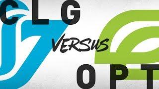 Video CLG vs. OPT - Week 6 Day 1 | NA LCS Summer Split | Counter Logic Gaming vs. OpTic Gaming (2018) download MP3, 3GP, MP4, WEBM, AVI, FLV Agustus 2018