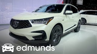 2019 Acura RDX | First Look | Edmunds