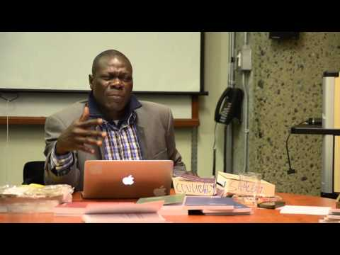 """Dr. Shalem Coulibaly - """"Africans and Jews from Jean Sartre and Alain Badiou's Perspective"""""""