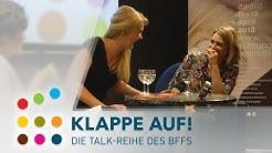 Julia Becker, Frauke Kolbmüller & Julia Bremermann / BFFS Klappe Auf! Berlin 2018