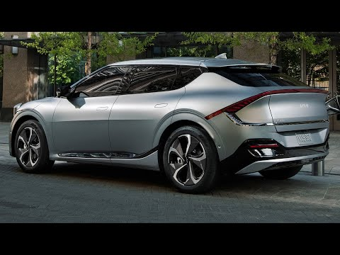2022 Kia EV6 - interior Exterior and Driving (Spectacular Crossover )