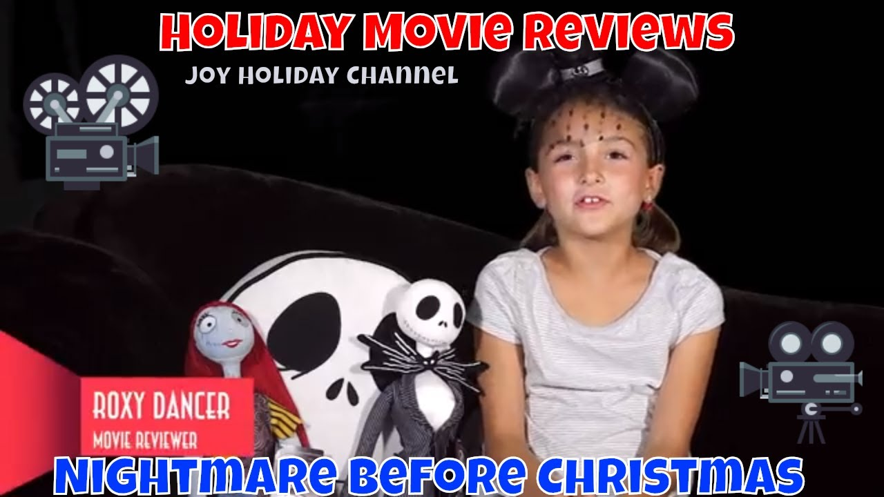 Roxy Dancer - Nightmare Before Christmas Review - YouTube