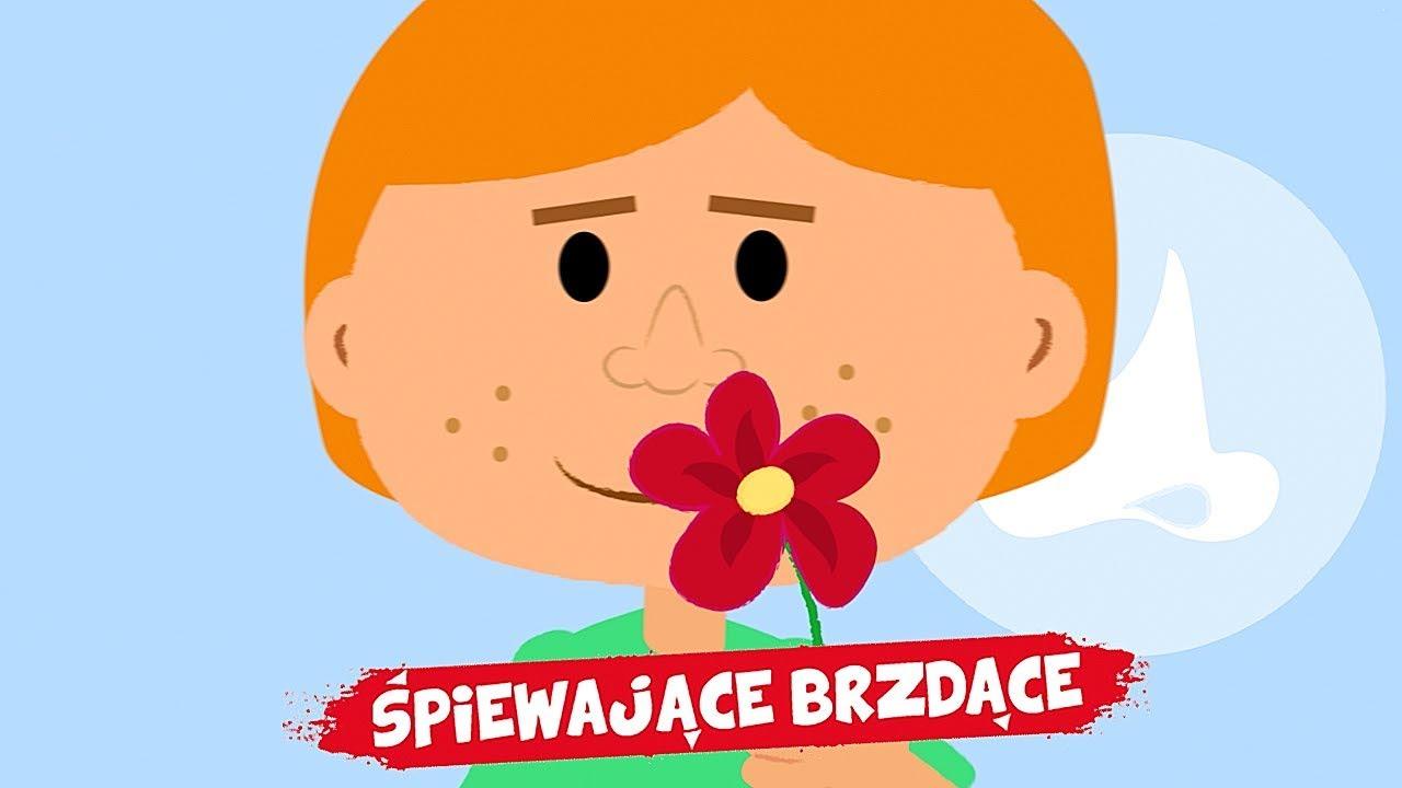 Singing Toddlers Five Senses Kids Song