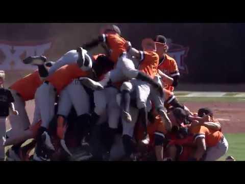 Cowboy Baseball vs Texas Championship Game Highlights (05.28.17) Mp3