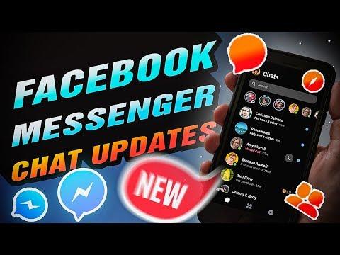 NEW FACEBOOK MESSENGER PLATFORM | MESSENGER 4 CHAT UPDATE